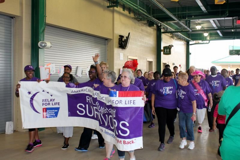 Relay Always Starts With The Survivors Walk